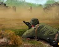 لعبة كمين الحرب