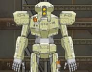لعبة صناعة الروبوتات