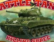 لعبة سباق الدبابة المقاتلة