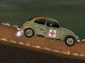 لعبة سيارة الاسعاف الحربية