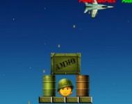 لعبة تغطية الجنود