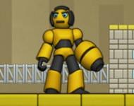 لعبة الروبوت المقاتل