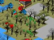 لعبة استراتيجية الدفاع