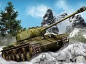 لعبة دبابة الشتاء