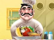العاب طبخ الشيف الفرنسي